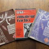 Lot 3 reviste interbelice, Radiofonie - Carti Electrotehnica