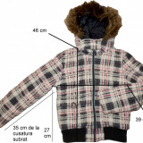 Geaca iarna TOM TAILOR originala (copii XS) cod-450212, Marime universala, Din imagine