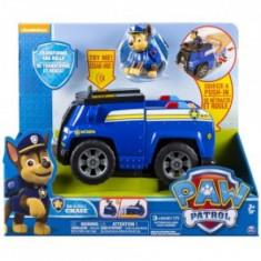 Set Chase si Autovehiculul transformabil, Paw Patrol - Masinuta