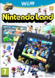 Nintendoland  - Nintendo Wii U [Second hand], Board games, 3+, Multiplayer