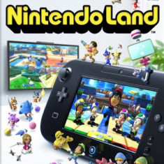 Nintendoland  - Nintendo Wii U [Second hand], Board games, 3+, Multiplayer