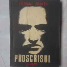 (C352) CICERONE SBANTU - PROSCRISUL - Roman