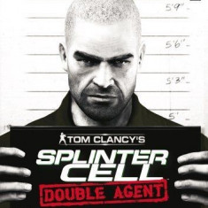 Tom Clancy's Splinter Cell - Double agent - XBOX 360 [Second hand] - Jocuri Xbox 360, Shooting, 18+, Single player