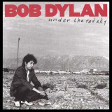 BOB DYLAN - UNDER THE RED SKY. 1990, CD