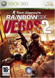 Tom Clancy's - Rainbow Six - Vegas 2 - XBOX 360 [Second hand], Shooting, 16+, Multiplayer