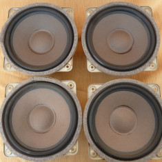 Difuzoare si filtre din boxe germane vechi Phonocord