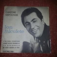 Ion Falculete -Canzone Napolitane Electrecord 1969 ECC 10.059 single vinil - Muzica Clasica