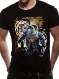 Tricou Pacific Rim - Robot, L, Maneca scurta