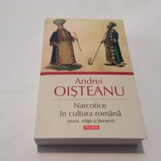 Narcotice in cultura romana. Istorie, religie si literatura - A. Oisteanu,r12