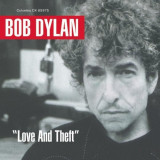 BOB DYLAN - LOVE AND THEFT, 2001, CD