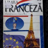 LIMBA FRANCEZA CLASA  A X A -RADI , COCULESCU , LIVADA