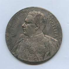 Medalie 1938 Vespasian Pella jurist diplomat doctor in drept om politic profesor