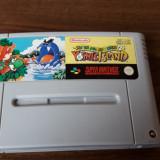 Super Mario World 2: Yoshi's Island  , NINTENDO