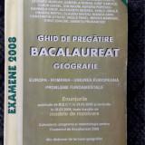 GHID DE PREGATIRE BACALAUREAT GEOGRAFIE