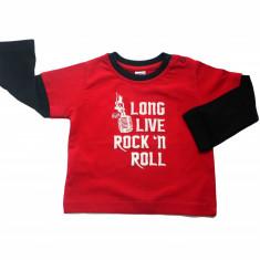 Long Sleeve Bebe Mini Rock Mini Rock - Long Live Rock, Marime: S, M, XL, XXL