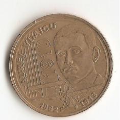 ROMANIA -50 BANI 2010 - Moneda Romania