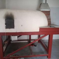Vand cuptor pizza pe lemne