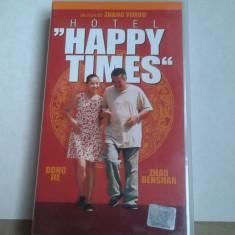 Hotel,, Happy Times'' film arta VHS, Zhang Yimou - Film Colectie, Caseta video, Romana