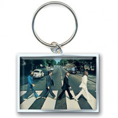 Breloc Beatles - Abbey Road Crossing - Breloc Barbati