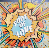 BOB DYLAN - SHOT OF LOVE, 1990, CD
