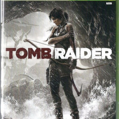 Tomb Raider - XBOX 360 [Second hand] - Jocuri Xbox 360, Actiune, 18+, Single player
