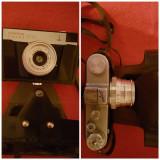 Aparate foto vechi Zarya, Zenit, Smena, Kodak si accesorii