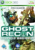 Tom Clancy's - Ghost Recon Advanced warfighter - XBOX 360 [Second hand], Shooting, 16+, Multiplayer