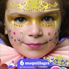 Set make-up culori non alergice Djeco - Printese