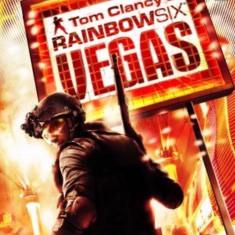 Tom Clancy's - Rainbow Six - Vegas - XBOX 360 [Second hand} fm - Jocuri Xbox 360, Shooting, 18+, Single player
