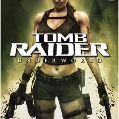 Tomb Raider Underworld   -  XBOX 360 [Second hand], Actiune, 18+, Single player