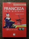 Franceza fara profesor (2 CD) - Gaelle Graham