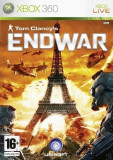 Tom Clancy's - Endwar - End War - XBOX 360 [Second hand], Strategie, 12+, Single player