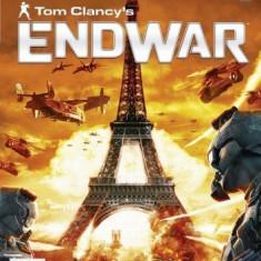 Tom Clancy's - Endwar - End War - XBOX 360 [Second hand], Strategie, 12+, Single player
