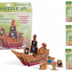 Puzzle 3D diverse modele