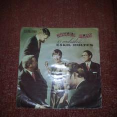 Patricia Mills si Orchestra Eskil Holten Electrecord EDC 506 1964 single vinil - Muzica Jazz