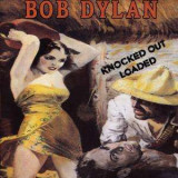 BOB DYLAN - KNOCKED OUT LOADED, 1986, CD