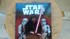 Album Star Wars Carrefour complet foto