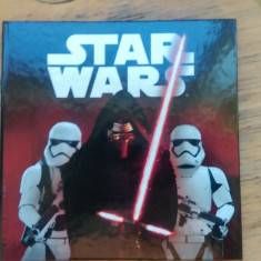 Album Star Wars Carrefour complet