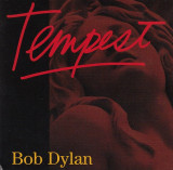 BOB DYLAN - TEMPEST, 2012, CD