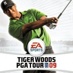 Tiger Woods PGA Tour 09 - XBOX 360 [Second hand], Sporturi, 3+, Multiplayer