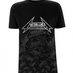 Tricou Metallica - Young Metal Cascade - Tricou barbati, Marime: S