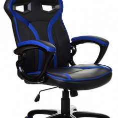 Scaun gaming de birou Gran-Racer Gran-Racer Negru-Albastru