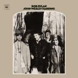 BOB DYLAN - JOHN WESLEY HARDING, 1968, CD