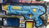 Pistol cu bile si ventuze