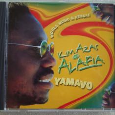 KIM AZAS and ALAFIA (Reggae African) - Yamavo - C D Original - Muzica Reggae