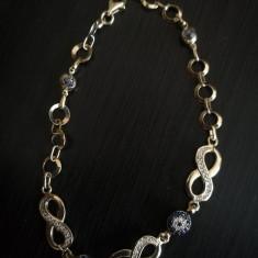 Bratara de aur 14 k NOU 160/gram - Bratara aur pandora, Culoare Aur: Galben