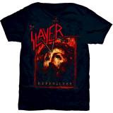 Tricou Slayer - Repentless Rectangle, M, S, XL, Maneca scurta