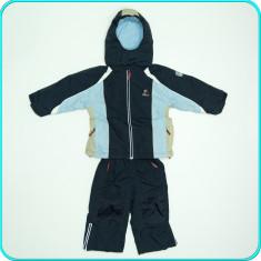 Salopeta-combinezon iarna, gros, impermeabil, TCM → baieti | 18-24 luni | 92 cm, Marime: Alta, Culoare: Din imagine