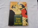 Dictionar de argou francez-roman - C. Frosin