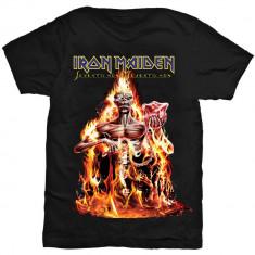 Tricou Iron Maiden - Seventh Son - Tricou barbati, Marime: S, M, Maneca scurta